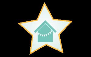 logo begeleid kinderfeestje